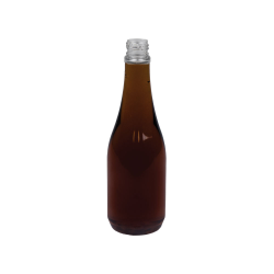 12 oz. Keuka Bottle with 24/410 Neck (Pumps, Caps & Sprayers Sold Separately)