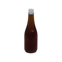 12 oz. Keuka PET Bottle with 24/410 Neck (Pumps, Caps & Sprayers Sold Separately)