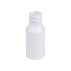 70mL White Pharma Bottle with 28mm Neck  (Cap Sold Separately)