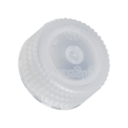 43mm Nalgene™ White Polypropylene Closures - Package of 12