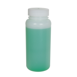 16 oz. Precisionware™ HDPE Wide Mouth Bottle with 53mm Cap