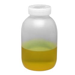 1/2 Gallon Polypropylene Mason Jar with 70mm G Cap