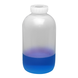 1 Gallon Polypropylene Mason Jar with 70mm G Cap