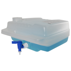 4 Gallon/15 Liter Nalgene™  PP Autoclavable Lowboy™
