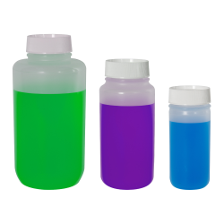 Thermo Scientific™ Nalgene™ Polypropylene Mason Jars with Caps