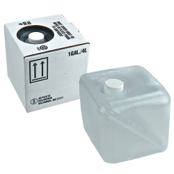 2-1/2 Gallon Cube® Insert Container with Cardboard Carton
