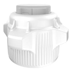 VersaCap ® 83mm Open Caps w/Closed Adapters