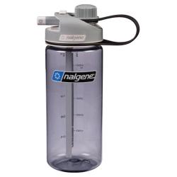 20 oz. Gray Nalgene ® Multi-Drink Tritan Water Bottle