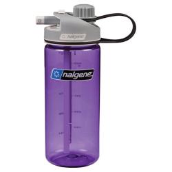 20 oz. Purple Nalgene ® Multi-Drink Tritan Water Bottle