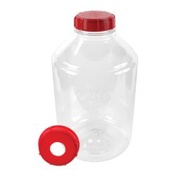 6 Gallon Transparent PET Carboy