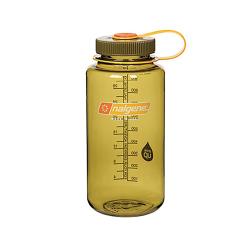 32 oz. Olive Wide Mouth Nalgene ® Everyday™ Tritan™ Bottles
