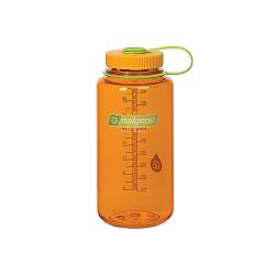 32 oz. Clementine Wide Mouth Nalgene ® Everyday™ Tritan™ Bottles