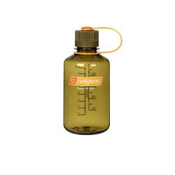 Olive 16 oz Nalgene ® Tritan™ Narrow Mouth Bottles