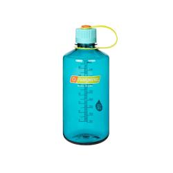 Cerulean 32 oz Nalgene ® Tritan™ Narrow Mouth Bottles