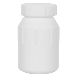 100mL Air Tight PTFE Bottle with Screw Closure Lid