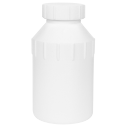 2000mL Air Tight PTFE Bottle with Screw Closure Lid