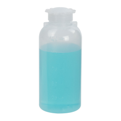 100mL Narrow Mouth Graduated LDPE Bottle with Cap