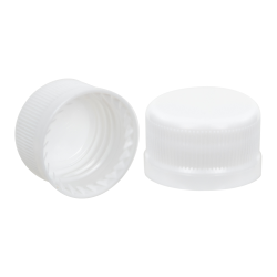 28mm PCO White Water Bottle Cap
