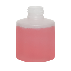75mL Midi Natural HDPE Tubular Bottle with 22/410 Neck (Cap Sold Separately)