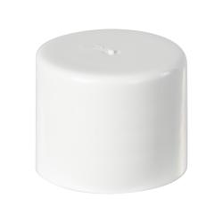 18/415 White Shallow Bore Seal Cap