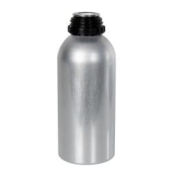 600mL/20 oz. Aluminum Agrochem Bottle (Cap Sold Separately)