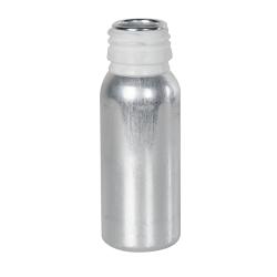 38mL/1.34 oz. Aluminum Type AP28 Bottle (Cap Sold Separately)