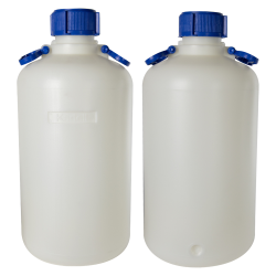 25L Heavy Walled Narrow Mouth HDPE Round Carboy