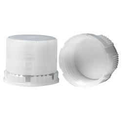 38/430 HDPE Sterile Tamper Evident Cap for 79069, 79070, 79071