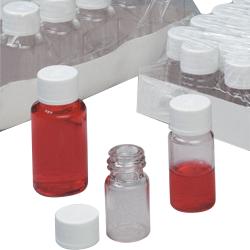 10mL Nalgene™ Sterile PETG Diagnostic Bottles with 20/415 Caps