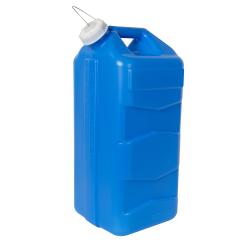 5 Gallon Blue 3rd Generation Jug with Cap