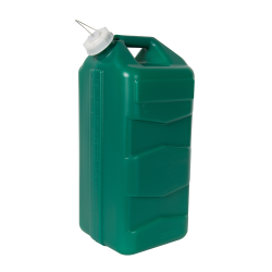 5 Gallon Green 3rd Generation Jug with Cap