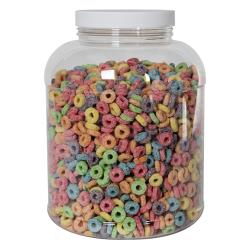 234 oz. Clear PET Jar with 120/400 Cap