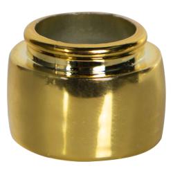 15mm Gold Orbit Collar for Perfume Bottle