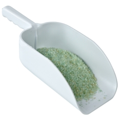 White Polystyrene Scoop 5.5
