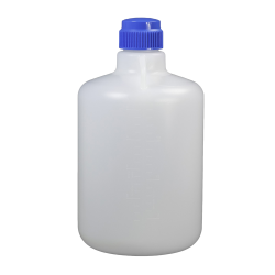 5 Gallon/20 Liter Autoclavable Polypropylene Carboy without Spigot