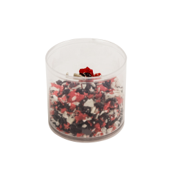 1.25 oz. Clarified Polypropylene Canister  (Closure Sold Separately)