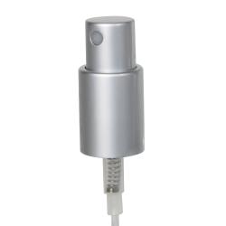 18/415 Matte Silver Metal Sprayer with 6