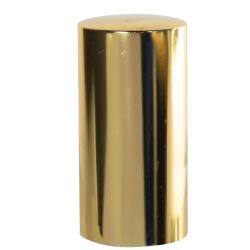 18mm Gold Overcap with Insert