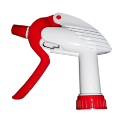 28/400 Red/White Model 330™ High Output Trigger Sprayer with 9-1/2