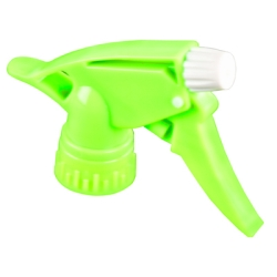 28/400 Neon Green Spray Head with 9-1/4