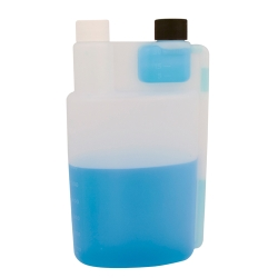 32 oz. Bettix Bottle with 1/2 & 1 oz. Dispensing Chambers & 28/410 Neck