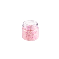1 oz. Clear PET Straight Sided Jar with 38/400 Neck (Cap Sold Separately)