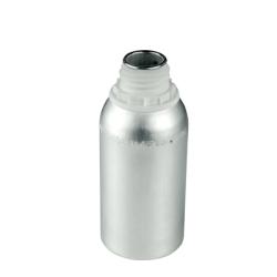 275mL Industrial Aluminum Bottle (Cap Sold Separately)