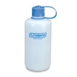 32 oz. Narrow Mouth Natural Nalgene ® HDPE Loop Top Bottle