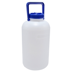 10 liter Heavy Walled Carboy with Neck Insert - 8.27