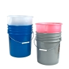 5 Gallon Polypropylene Insert for Steel Pail