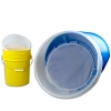 "100 Micron (.003925"") Ultra Fine EZ-Strainers™ for 55 Gallon Containers"