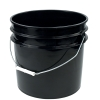 Black 3-1/2 Gallon Bucket