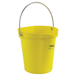 Vikan ® Polypropylene Yellow 1.5 Gallon Pail