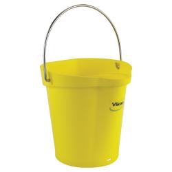Vikan ® Polypropylene Yellow 1.5 Gallon Pail